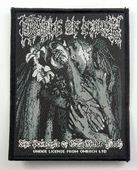 Cradle of Filth - 'The Principle of Evil Made Flesh' Woven Patch